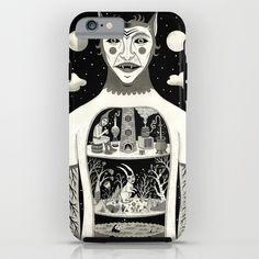 Under Skin iPhone & iPod Case