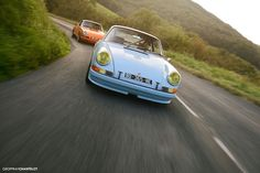 Gulf sisters #porsche 911 3.2 #backdated  #custom #racer