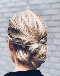 34 beautiful wedding hairstyle inspiration , bridal updo ,textured updo hairstyle #updo #weddinghair #updohairstyle