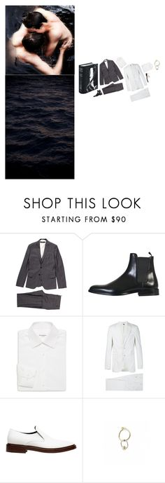 """""""You won' t forgive Me"""" by lacerta ❤ liked on Polyvore featuring American Eagle Outfitters, Dsquared2, Yves Saint Laurent, Neil Barrett, Balenciaga, Justine Clenquet, men's fashion and menswear"""