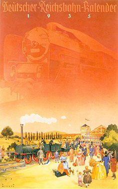 Reichsbahn-Kalender 1935