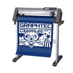 Mesin Cutting Sticker Terbaik Graphtec CE6000-60 PLUS.