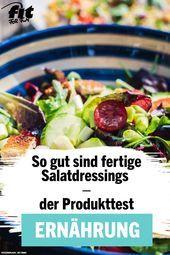 ▷ Salatdressing Test 2019: Wie gut sind die Fertigen? Sprouts, Berry, Meat, Vegetables, Food, Essen, Bury, Vegetable Recipes, Meals