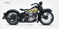 1939 Harley Davidson EL