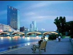 One of my favorite pictures of my home city - Grand Rapids.