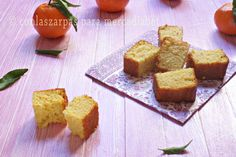 Bizcocho de mandarinas sin azúcar | El blog sin azúcar