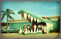 Gatorland, Orlando, Fla.