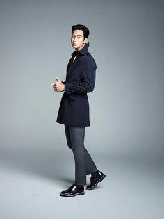 ZioZia F/W 2013 #KimSooHyun #김수현