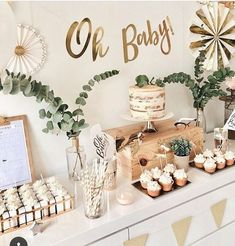 55 amazing baby shower decorations to welcome the little bundle of joy – Artof. - Baby shower ideas - 55 amazing baby shower decorations to welcome the little bundle of joy – Artof… - Boho Baby Shower, Cute Baby Shower Ideas, Beautiful Baby Shower, Gender Neutral Baby Shower, Baby Shower Decorations Neutral, Baby Decor, Simple Baby Shower, Baby Shower Green, Baby Shower Balloon Ideas