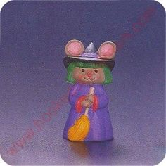 1993 Mouse - Merry Miniature