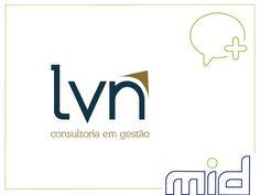Marca criada para consultoria em gestão empresarial comandada pelo executivo e consultor Luiz Vieira
