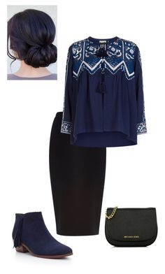 J style by bye18 on Polyvore featuring Sea, New York, River Island, Sam Edelman and MICHAEL Michael Kors