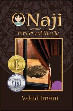 Naji and the Mystery of the Dig is a Persian chapter book packed with cultural bits, about an 8 year old's adventures and discovery in Iran. I love authentic, multicultural stories for kids. Persian Culture, Kids Around The World, Independent Reading, Sorority Gifts, Reading Levels, New Year Gifts, Chapter Books, Classic Books, Stories For Kids