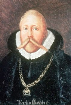 Nemesis of Johannes Kepler: Tycho Brahe. Mathematician and astronomer of the Scientific Revolution. Tycho Brahe, Johannes Kepler, Scientific Revolution, New Star, Science And Nature, Danish, History, Socrates, Telescope