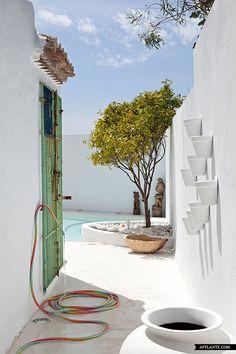 VILLA MANDARINA at  COSTA DEL SOL, SPAIN barefootstyling.com