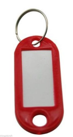 Things4craft featured a product  20 Plastic Key Ta.... Check it out here! http://www.things4craft.co.uk/products/plastic-key-tags-with-key-ring-choose-colour-pack-size-20?utm_campaign=social_autopilot&utm_source=pin&utm_medium=pin or visit www.things4craft.co.uk