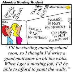 Nursing humor Nursing School