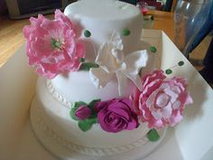 Annie's Appetite: In Training For My First Wedding Cake Irish, Wedding Cakes, Training, Posts, Eat, Cooking, Desserts, Blog, Wedding Gown Cakes