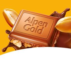 Alpen Gold chocolates on Behance