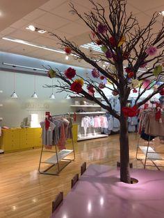 Tree Retail Interior, Merchandising Displays, Fair Grounds, Interiors, Store, Fun, Larger, Decoration Home, Decor