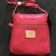 Nicole Miller Bag New With Tags