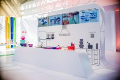 Bueno Arquitetura Cenográfica + Barbara Paludetti | Tupperware Brands | Expo 40 anos | Shopping Eldorado | SP | 2016 | Foto: Renato Bueno