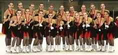 2015 Skate Canada Synchronized Skating Championships heads to Quebec