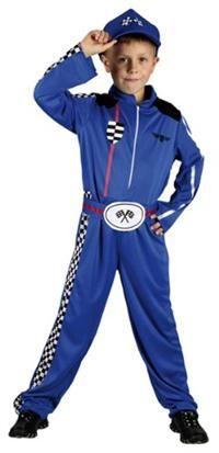 Yarışçı Kostümü, Lüks 4-6 Y