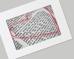 Your names...the meaning of LOVE! Love Defined Unique Valentine's Wedding by PictureItPersonal, $12.00