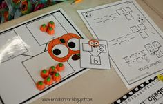 Erica's Ed-Ventures: October 14th Visual Plans - Pumpkins Continued