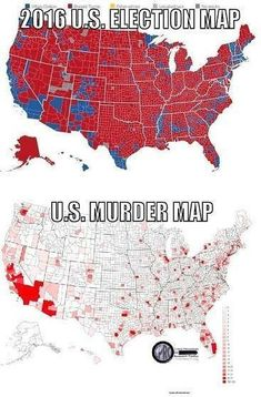 Notice any correlation?