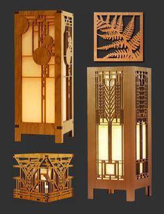 Corte láser de madera y productos de papel por láser de onda luminosa