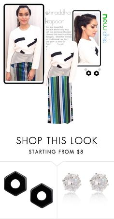 """""""Shraddha Kapoor"""" by fatimahkk ❤ liked on Polyvore featuring Marc by Marc Jacobs and River Island"""