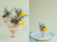 Mini Mother's Day Trophies DIY   Oh Happy Day!