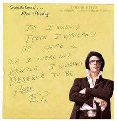 Elvis had a way with words! Elvis Presley Quotes, Elvis Quotes, Elvis Presley Family, Elvis And Priscilla, Lisa Marie Presley, Special People, Good People, Elvis Memorabilia, Frases
