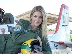 Brazilian Air Force Pilot