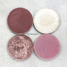 MAKEUP GEEK QUAD IDEA: DUSTY ROSE AND PLUM