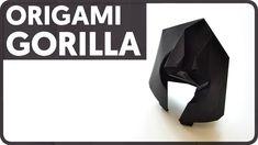 [DIAGRAM] Origami Gorilla (Giang Dinh)