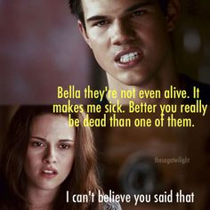 Eclipse ~ Bella and Jacob