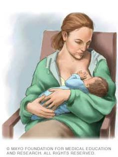 Breast-feeding ...a God- given, precious gift. What a miracle to experience twice in my life!!