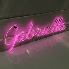 Personalised Neon Sign Neon Art Wall Art Light Up Letters Personalized Neon Signs, Custom Neon Signs, Diy Neon Sign, Personalised Gifts, Light Up Signs, Light Up Letters, Neon Letter Lights, Purple Tumblr, Neon Sign Bedroom