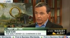 Bob Iger Talks to CNBC About ESPN, Disney Parks and the Future of Star Wars