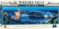 Niagara Falls New York - 1000 Piece Jigsaw Puzzle