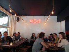 Bar Brouw Amsterdam: new hotspot at the Ten Katestraat in West