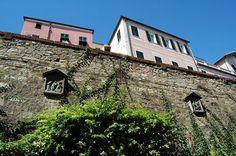 """Imperia Porto Maurizio centro storico del """"Parasio""""  #Liguria"""