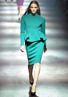 Lanvin Fall 2012   # Pin++ for Pinterest #