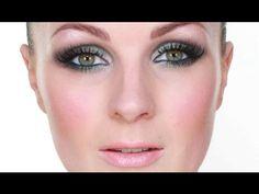 Blue/Green Smokey Eye Makeup Tutorial