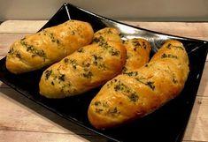 Mini bagietki czosnkowe - Blog z apetytem