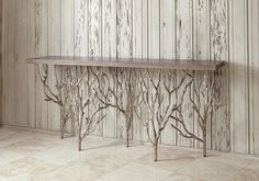 Ambella Home Collection - Forest Console Table - 09136-850-001