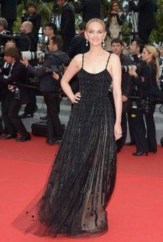 Fabulously Spotted: Jess Weixler Wearing Armani Privé - 'Foxcatcher' 2014 Cannes Film Festival Premiere - http://www.becauseiamfabulous.com/2014/05/jess-weixler-wearing-armani-prive-foxcatcher-2014-cannes-film-festival-premiere/